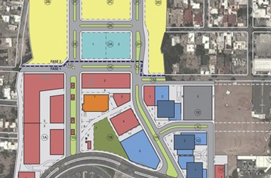 Parque Centro Urban Master Plan
