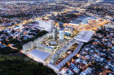 Parque Centro Housing Master Plan